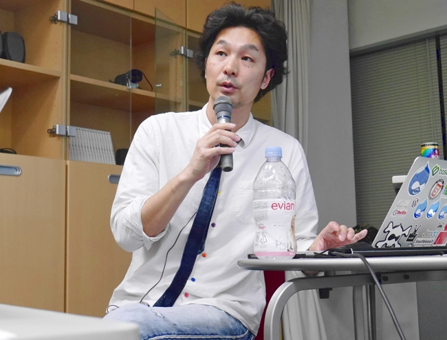 イメディオHTML5ハンズオンセミナー ~ 最新の技術とプロダクトでWebサイト制作を効率化しよう 講師阿部 正幸氏