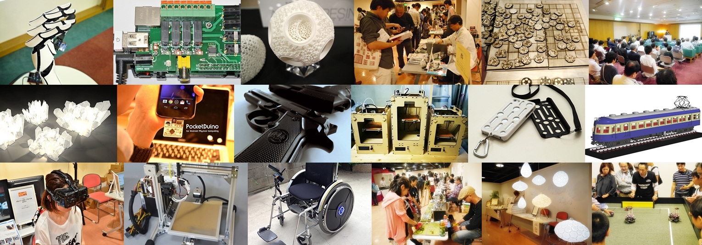 『メイカーズバザール大阪』Makers Bazaar Osaka