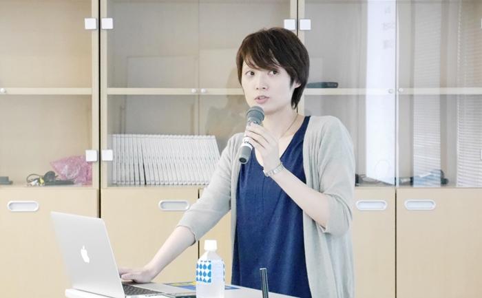 """""""伝わるコンセプト""""セミナー 尼寺氏"""
