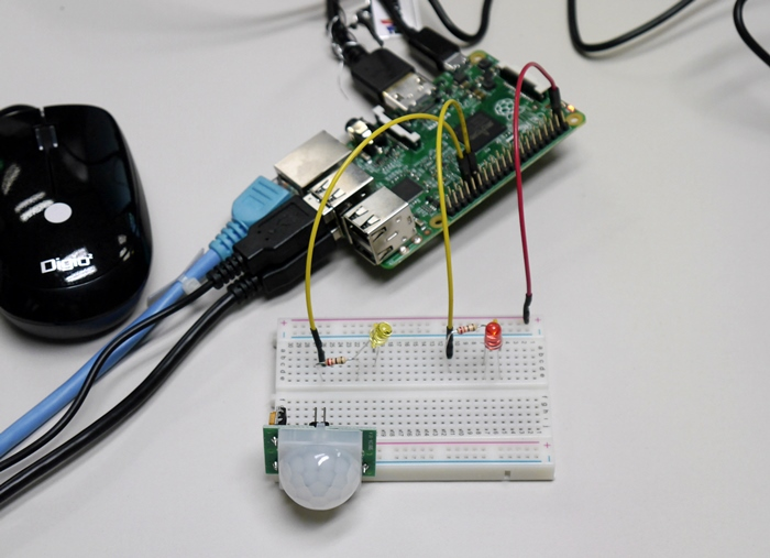 ラズベリーパイ2でWindows IoT体験