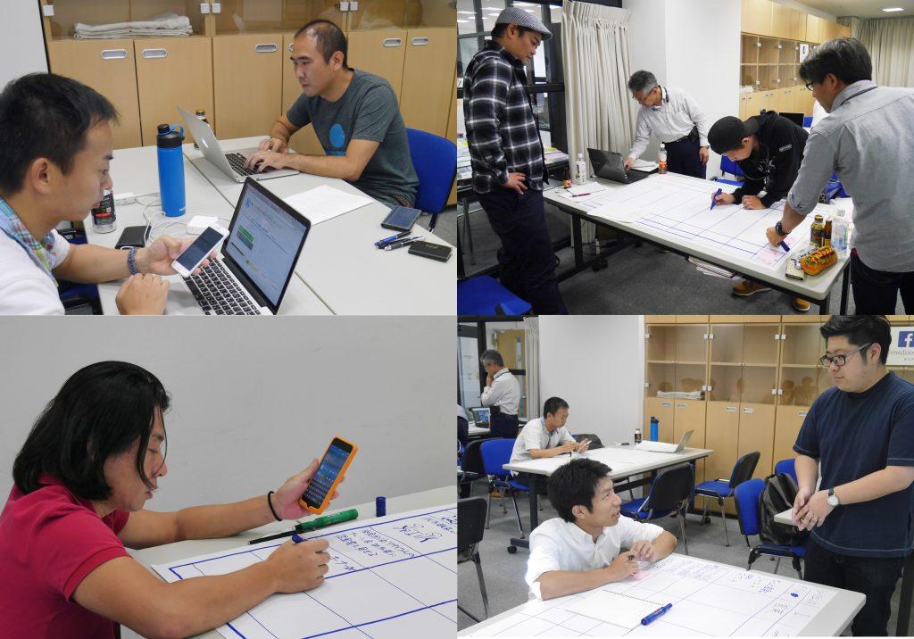 AIDORアクセラレーションプログラム10日目11日目、実践講座「ビジネス検証ワークショップ」の開催レポートを掲載しました。